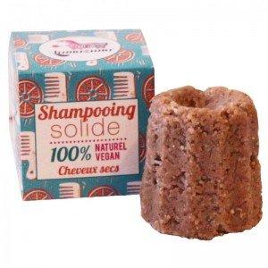 Shampoing solide, Ch. secs Lamazuna