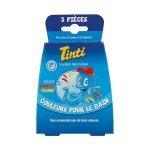 Boîte de 3 Sels de Bain TINTI - 3 x 60 g