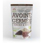 Avoine Germée – Cacao & Goji 400g - Iswari